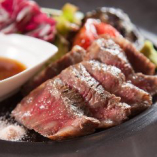 【ステーキ】 柔らかな食感がたまらない!ワインと相性ばっちり