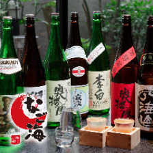 人気銘柄から珍しい日本酒・焼酎