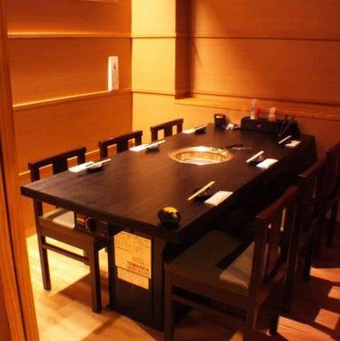 食べ放題専門店 宮崎肉本舗  店内の画像
