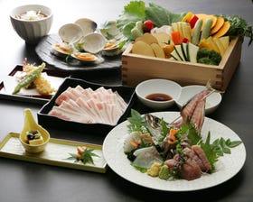 约40种类日本酒饮み放题×四季折々の 和食 凪 御茶ノ水ワテラス店