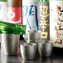 約40種類日本酒飲み放題×四季折々の 和食 凪 御茶ノ水ワテラス店