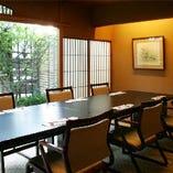 座敷テーブル個室 2室