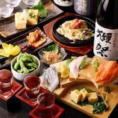 お席で吸える 鮮魚と日本酒 魚ぽん大蔵 池袋本店