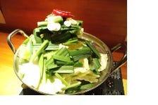 九州の醤油で味付けした自家製スープ