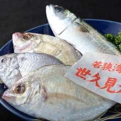 若狭湾天然活魚料理 大将