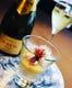 シャンパンのイベント「ラグジュアリーランチ」も定期的に開催