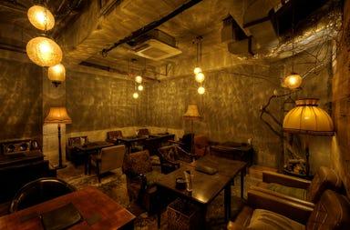 燻製kitchen 五反田店  店内の画像