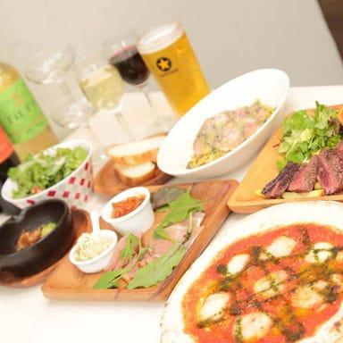 PIZZA DINING JOYs 木更津店 コースの画像