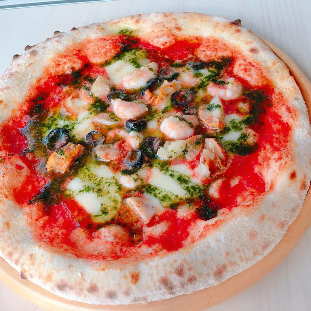 本格ピッツァをお手頃価格で食べれる