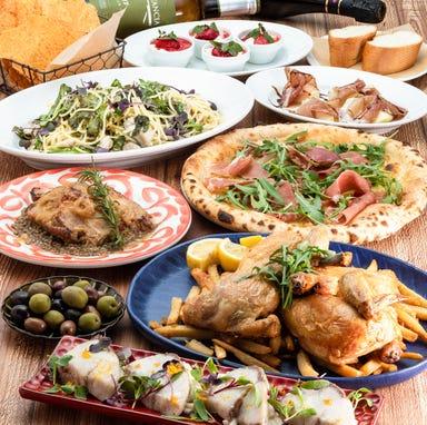 Cafe&Rotisserie LA COCORICO浦和  コースの画像