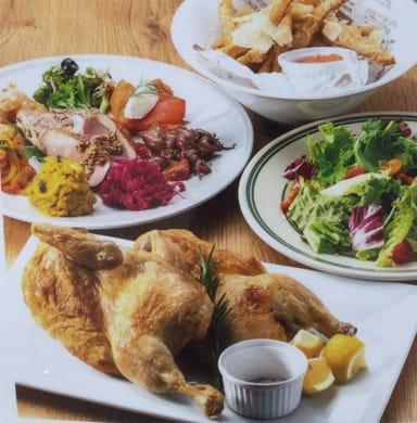 Cafe&Rotisserie LA COCORICO浦和  メニューの画像