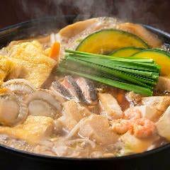 炭火焼と鍋料理 たちばな 阿倍野はなれ新宿ごちそうビル