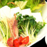 《ヘルシー》豆腐サラダ
