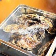 宮城・漁師直送 鳴瀬牡蠣を堪能