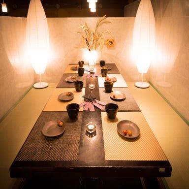 個室居酒屋 地酒×和食 桜木 小田原本店  店内の画像
