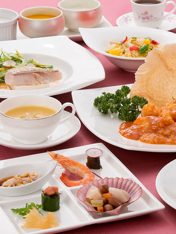 広東料理 翡翠廳(ひすいちょう)