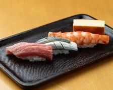宮城県産ササニシキを使用したシャリ