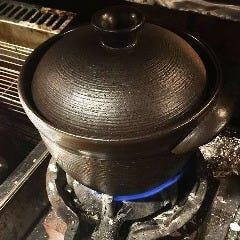 かま炊きご飯をぜひ味わってください