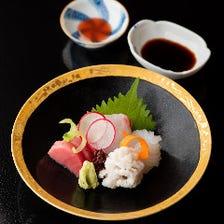 極上の日本料理を堪能できるコース