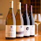 自慢の能登産ワイン