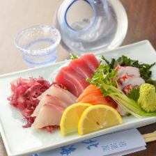 福島の新鮮魚介と旨いものが揃い踏み