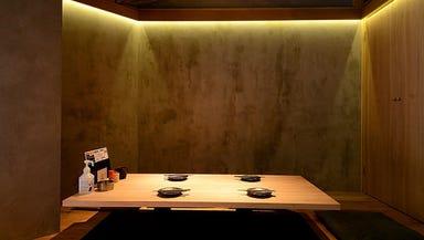 野菜巻き串・もつ鍋 きむや  店内の画像