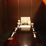 【個室風♪】4~6名テーブル席