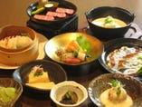 コース料理は2000円より★御要望、承っています。