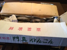 地元の食材、大阪産(おおさかもん)
