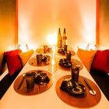 広々個室で宴会や女子会、サークル飲み会はいかがでしょうか?
