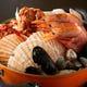 寒い時期には鍋!当店オススメの海鮮イタリアン鍋です