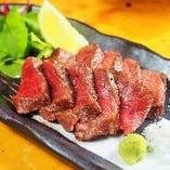 山形牛の炙りたたき 産地直送!とろけるお肉