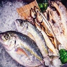 150漁港と産直契約した鮮魚