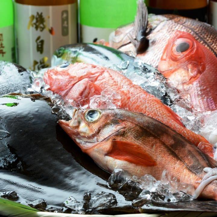 釣り船屋が営む新鮮魚介居酒屋!