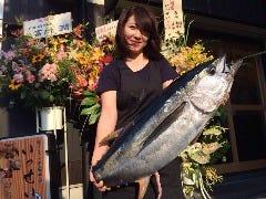 釣船直送鮮魚 居酒屋 いっせい