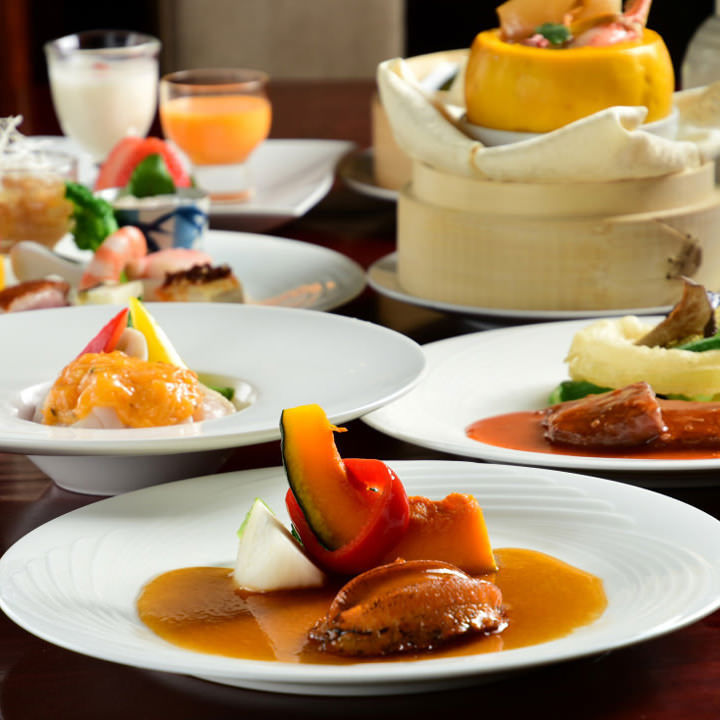 至福の時間を紡ぐ。香港料理に舌鼓。