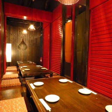 個室居酒屋 とりこ 琴似店 店内の画像