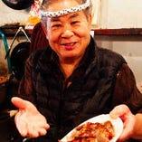 月島の人気店「魚仁」のお料理が食べれるのも屋形船かねこだけ!
