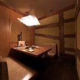 ■完全個室席■