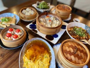 中華厨房 中じま  コースの画像