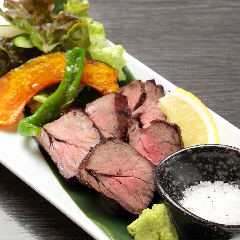 京丹波和牛炭火ステーキ