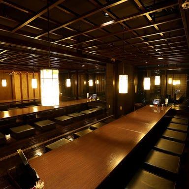 北の味紀行と地酒 北海道 飯田橋駅前店 店内の画像