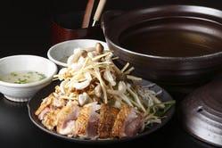 鶏専門店の美匠鍋たち