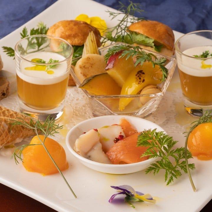 ブラッスリー ロランジュ<Brasserie L'orange>