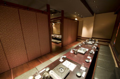 個室 もつ鍋 焼酎 芋蔵 静岡呉服町店