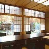 和室(4~10名様) 掘りごたつのお部屋です。