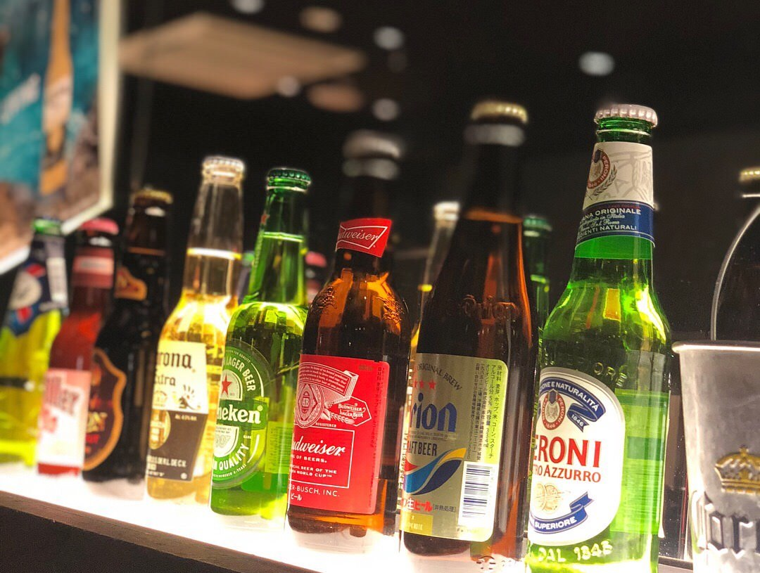 ブルズがお届けする世界のビール