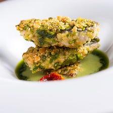 サルヴァトーレのアイデア溢れる料理