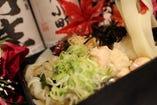 坊s'名物 鶏きしめん!名古屋名物の優しい味の一品!680円 (税込734円