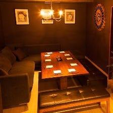 【秀吉】ソファー席 完全個室